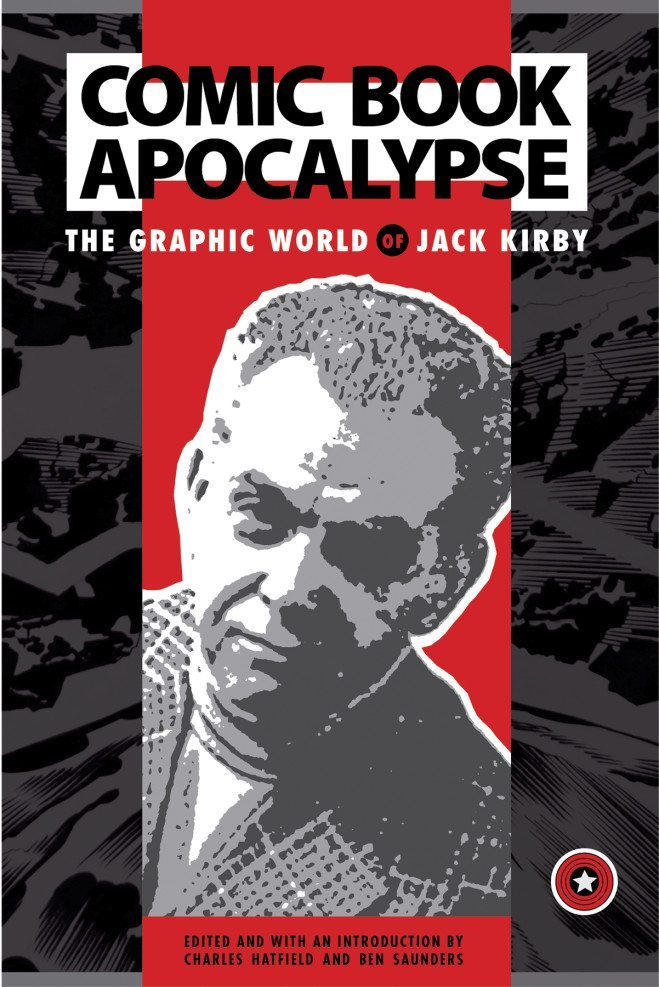 COMIC BOOK APOCALYPSE GRAPHIC WORLD OF JACK KIRBY TP-IDW PUBLISHING- nuvolosofumetti.
