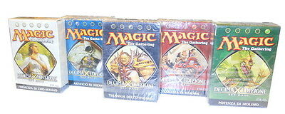Magic decima edizione Mazzi, Wizard of the Coast, nuvolosofumetti,