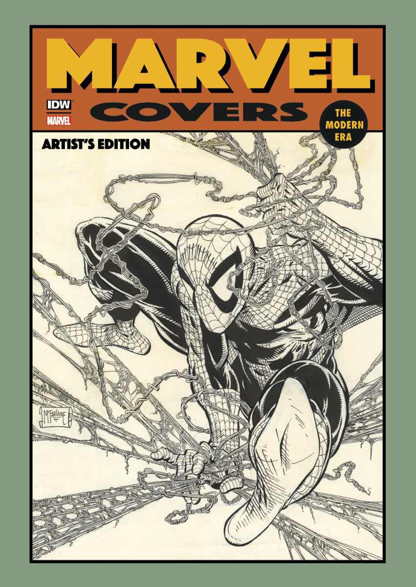 Marvel Covers Artist's Edition - the modern era-IDW PUBLISHING- nuvolosofumetti.