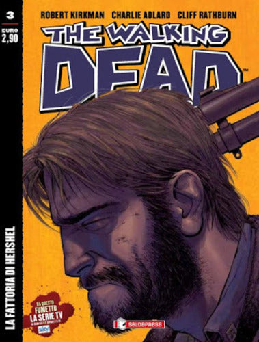 The Walking Dead edicola 3-SALDAPRESS- nuvolosofumetti.