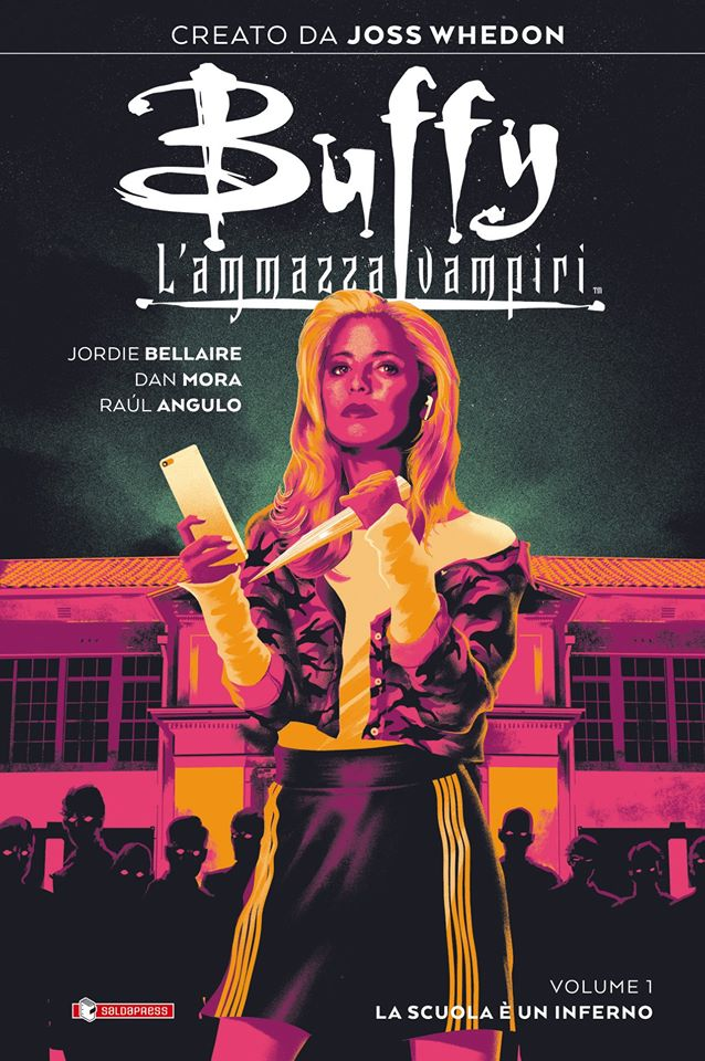 BUFFY L'AMMAZZAVAMPIRI 1 VARIANT COVER 1