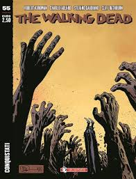 The Walking Dead edicola 55