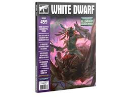 White Dwarf 459, GAMES WORKSHOP, nuvolosofumetti,