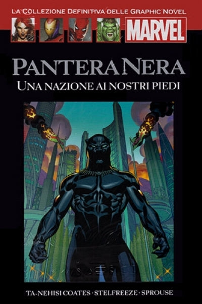 Marvel graphic novel 45, HACHETTE FASCICOLI, nuvolosofumetti,