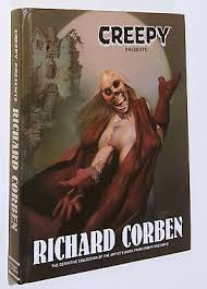 CREEPY PRESENTS Richard Corben-DARK HORSE- nuvolosofumetti.