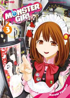 Monster Girl 3-JPOP- nuvolosofumetti.