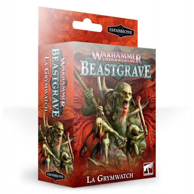 Beastgrave La Grymwatch-GAMES WORKSHOP- nuvolosofumetti.
