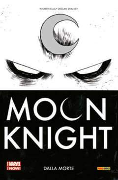 MOON KNIGH  Volume 1-Panini Comics- nuvolosofumetti.