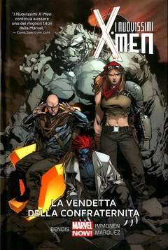 Nuovissimi x-men collection 5-Panini Comics- nuvolosofumetti.