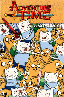 Adventure time collection 12-PANINI COMICS-nuvolosofumetti
