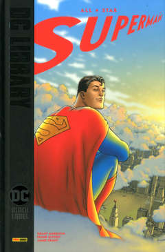 ALL STAR SUPERMAN, PANINI COMICS, nuvolosofumetti,