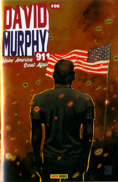 David Murphy  911 SEASON TWO 6 VARIANT COVER 206