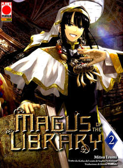 MAGUS OF THE LIBRARY 2 2