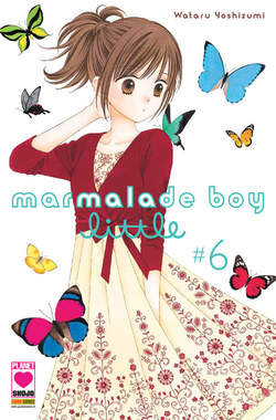 Marmalade boy little 6
