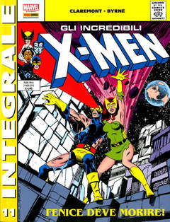 X-MEN di Chris Claremont 11