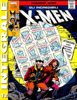 X-MEN di Chris Claremont 12
