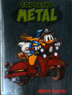 Topolino Metal Edition