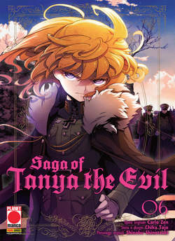 Saga of Tanya the Evil 6-PANINI COMICS- nuvolosofumetti.