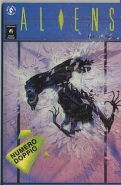 ALIENS II SERIE 4-Play Press- nuvolosofumetti.