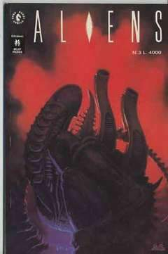 ALIENS 1 SERIE 3-Play Press- nuvolosofumetti.