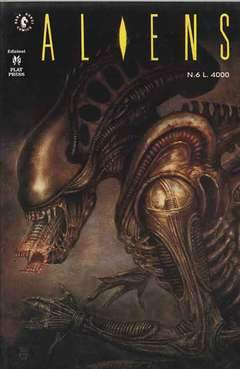 ALIENS 1 SERIE 6-Play Press- nuvolosofumetti.