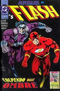 FLASH 5-Play Press- nuvolosofumetti.