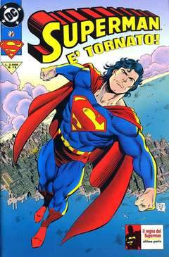 SUPERMAN 12-Play Press- nuvolosofumetti.