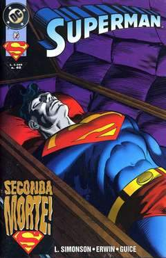 SUPERMAN 40-Play Press- nuvolosofumetti.