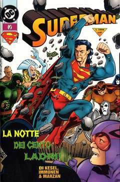 SUPERMAN 47-Play Press- nuvolosofumetti.