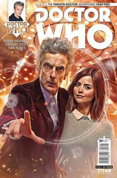 Doctor Who serie 20-LION- nuvolosofumetti.
