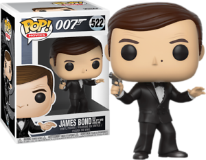 007 James Bond POP 522-funko-nuvolosofumetti