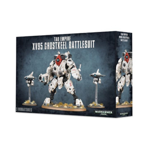 xv95 Ghostkell Battlesuit box-Games Workshop- nuvolosofumetti.