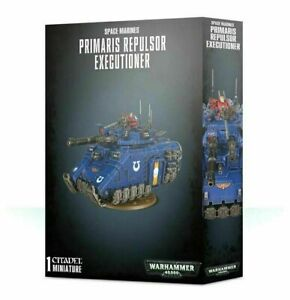 Primaris Repulsor Executioner  Space Marines, GAMES WORKSHOP, nuvolosofumetti,