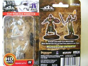 Pathfinder battle - Female Elf Figther-WIZKIDS/NECA- nuvolosofumetti.