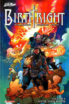 BIRTHRIGHT  (BROSSURATO) 8
