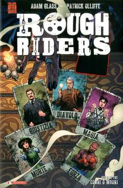 ROUGH RIDERS 3-SALDAPRESS- nuvolosofumetti.