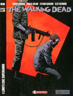The Walking Dead edicola 58-SALDAPRESS- nuvolosofumetti.