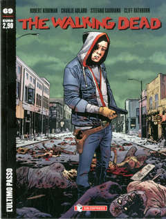 The Walking Dead edicola 69, SALDAPRESS, nuvolosofumetti,