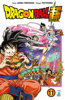 Dragon ball Super 11, EDIZIONI STAR COMICS, nuvolosofumetti,