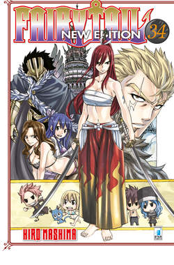 Fairy Tail new edition 34