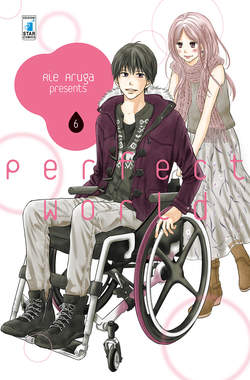 Perfect world 6, EDIZIONI STAR COMICS, nuvolosofumetti,