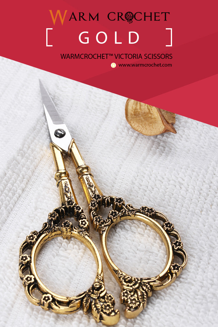 Warmcrochet™ Scissors