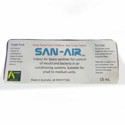 SAN-AIR 15ml blister pack for small split system