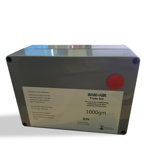 SAN05 SAN-AIR  MOULD REMOVAL AIR CONDITIONER GEL  1 KG