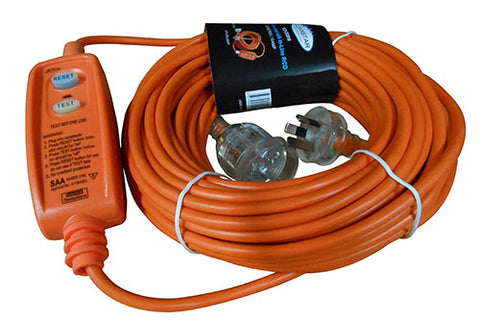 RCD WITH 20METRE FLEX