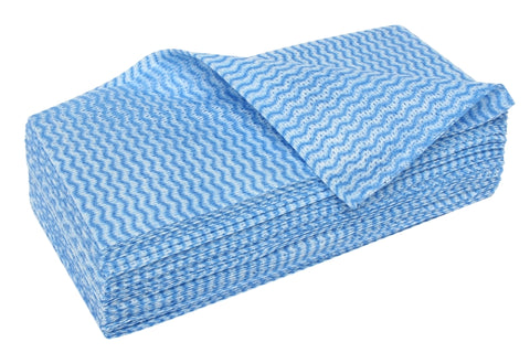 WIPES HEAVY DUTY BLUE