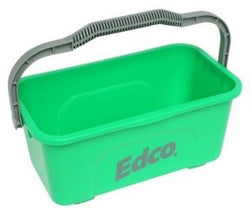 BUCKET  ALL PURPOSE MOP AND SQUEEGEE 11 LITRE GREEN