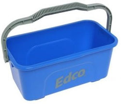 BUCKET  ALL PURPOSE MOP AND SQUEEGEE  11 LITRE  BLUE