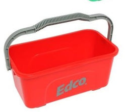 BUCKET ALL PURPOSE MOP AND SQUEEGEE  11L RED  ED4042