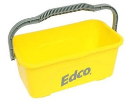 BUCKET ALL PURPOSE MOP AND SQUEEGEE  11 LITRE  YELLOW